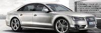 2013 Audi S8, Front quarter view. , exterior, manufacturer