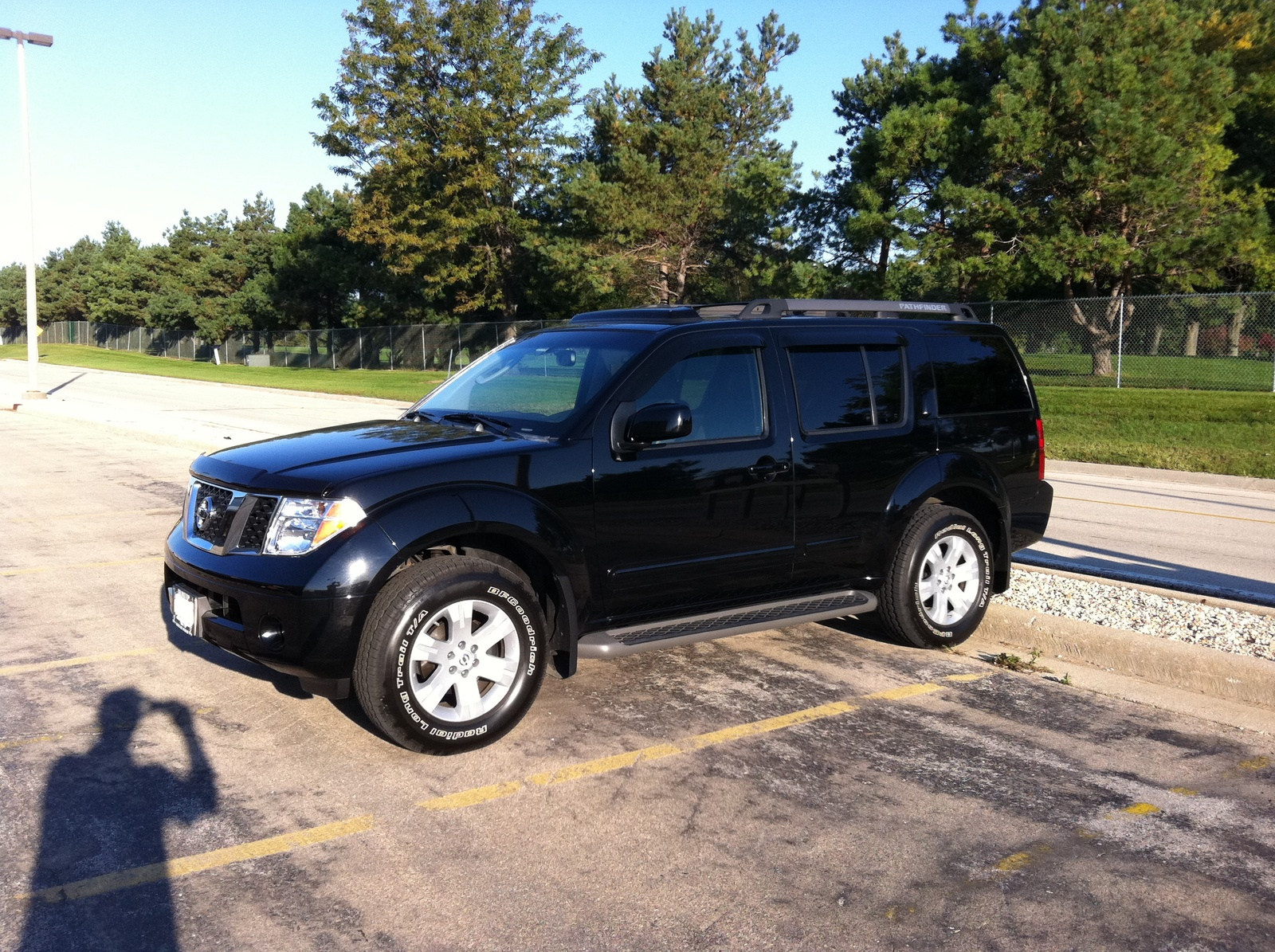 2007 Nissan Pathfinder LE - Picture of 2007 Nissan Pathfin ...