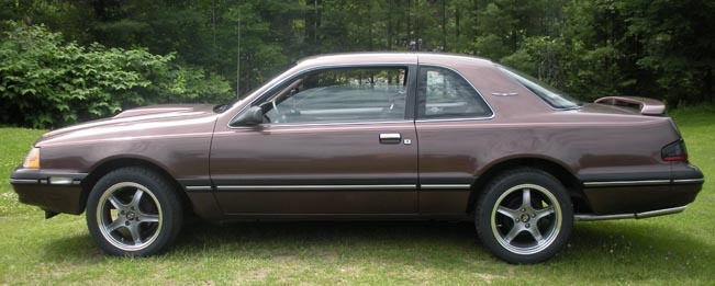 Ford Thunderbird Questions  Wanted engine replacemnt but is it