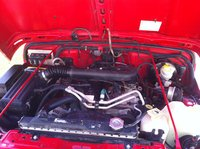 Picture of 2006 Jeep Wrangler Rubicon, engine
