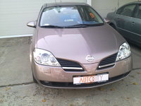 2007 Nissan Primera Overview