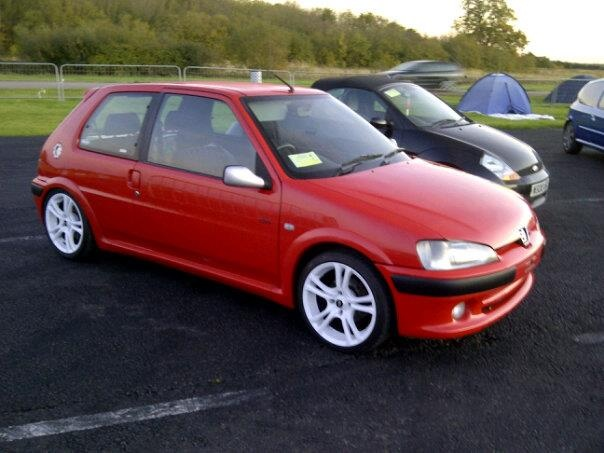 Picture of 1999 Peugeot 106