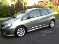 Picture of 2009 Honda Fit Sport, exterior