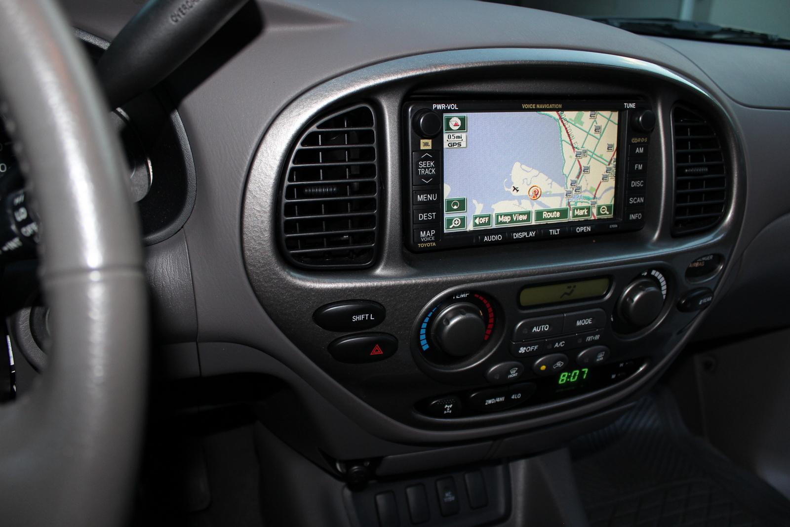 2007 Toyota Sequoia Interior Pictures Cargurus