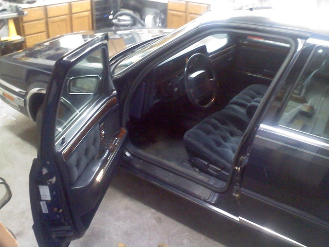 1990 chrysler new yorker interior pictures cargurus. Black Bedroom Furniture Sets. Home Design Ideas