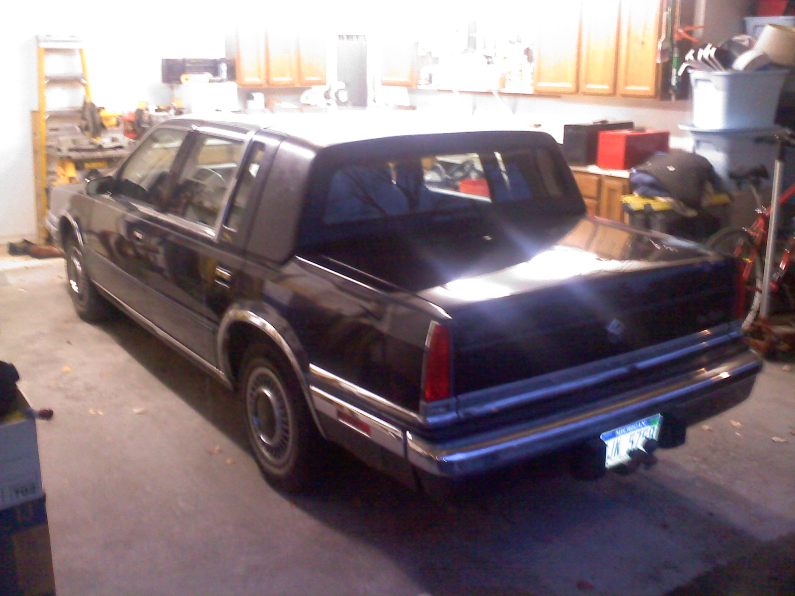 1990 chrysler new yorker overview cargurus for 1992 chrysler new yorker salon