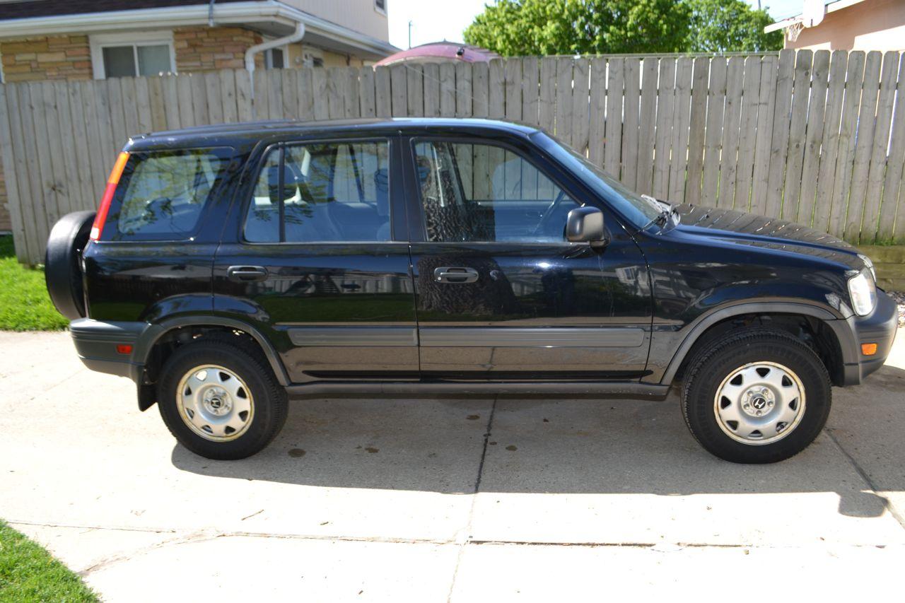 2001 Honda CR-V - Pictures - CarGurus