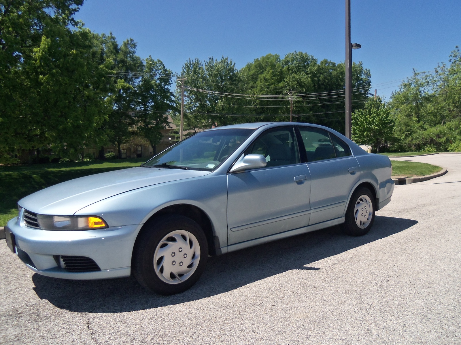 2003 Mitsubishi Galant ES submited images   Pic2Fly