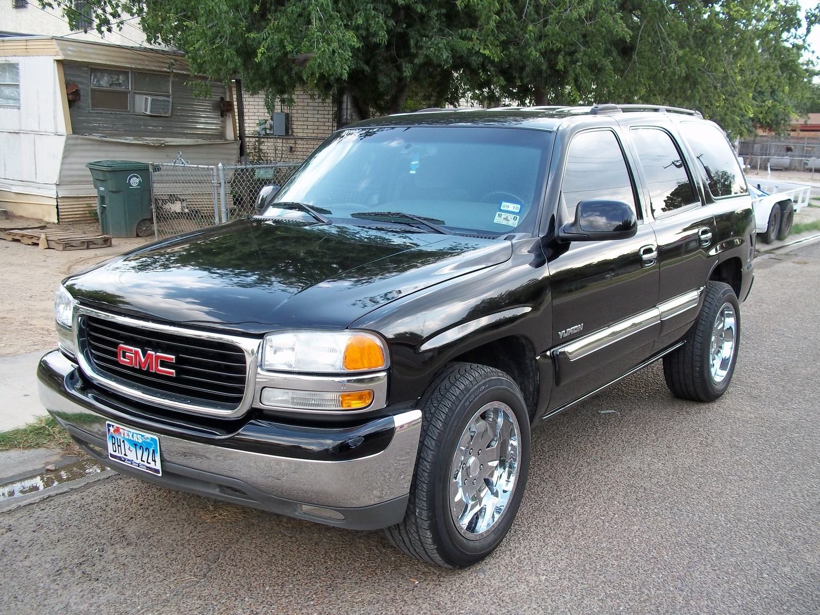 What can i do to my 2004 yukon to change the enginge to the 6 0 denali one
