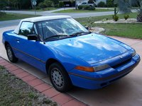 1992 Mercury Capri Overview