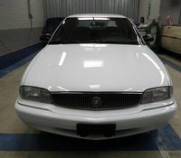 1996 Buick Skylark Custom Sedan, Picture of 1996 Buick Skylark 4 Dr Custom Sedan, exterior