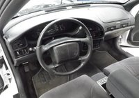 1996 Buick Skylark Custom Sedan, Picture of 1996 Buick Skylark 4 Dr Custom Sedan, interior
