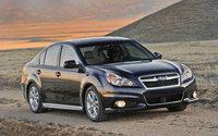 2013 Subaru Legacy, Front-quarter view, exterior, manufacturer