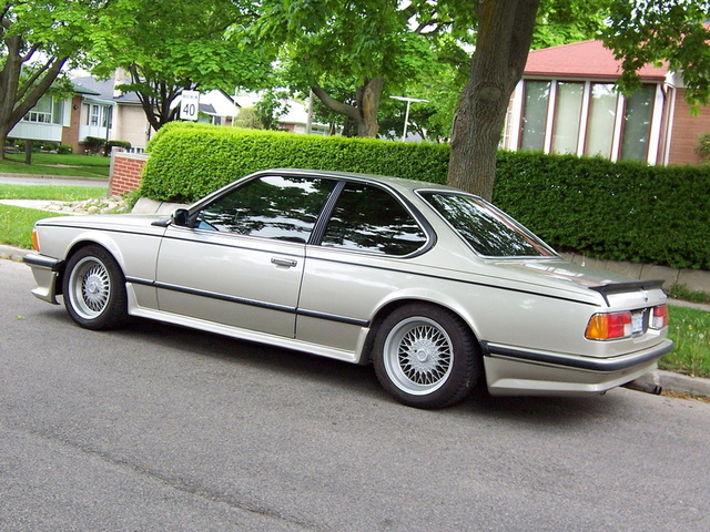 Picture of 1986 BMW 6 Series 635 CSi Coupe RWD, exterior, gallery_worthy