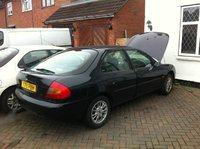 2001 Ford Mondeo Picture Gallery