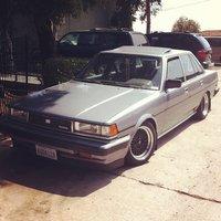 1987 Toyota Cressida, rockin volk mesh wheels, exterior, gallery_worthy