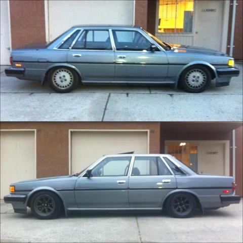 1987 Toyota Cressida - Overview - CarGurus