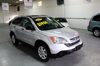 2009 Honda CR-V EX AWD, Picture of 2009 Honda CR-V EX 4WD, exterior