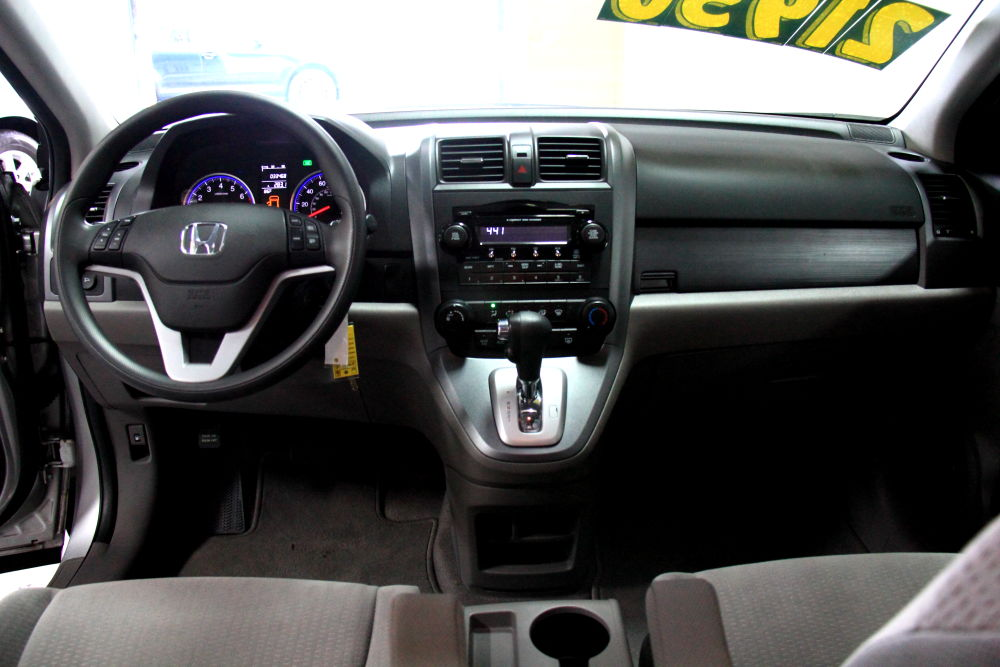 2009 Honda CR-V EX AWD, Picture of 2009 Honda CR-V EX 4WD, interior