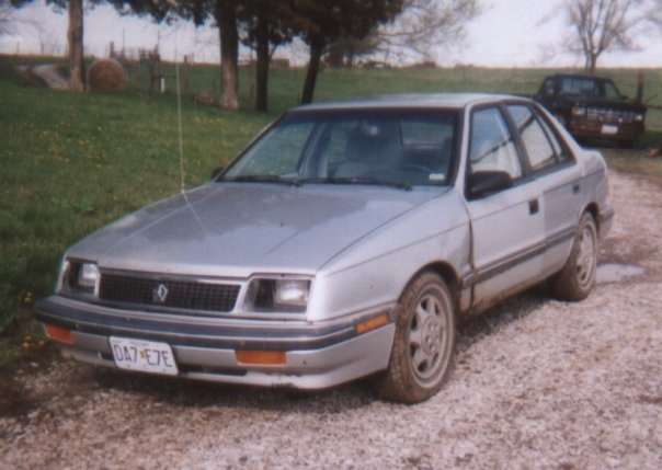 Picture of 1988 Dodge Shadow, exterior