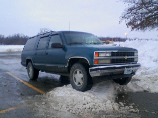 Picture of 1993 Chevrolet Suburban K1500 4WD, exterior, gallery_worthy