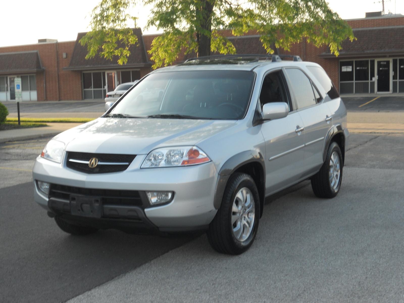 2003 Acura Mdx Pictures Cargurus