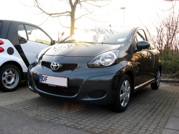 Picture of 2011 Toyota Aygo