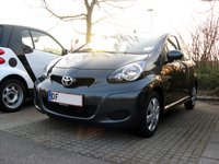 2011 Toyota Aygo Overview