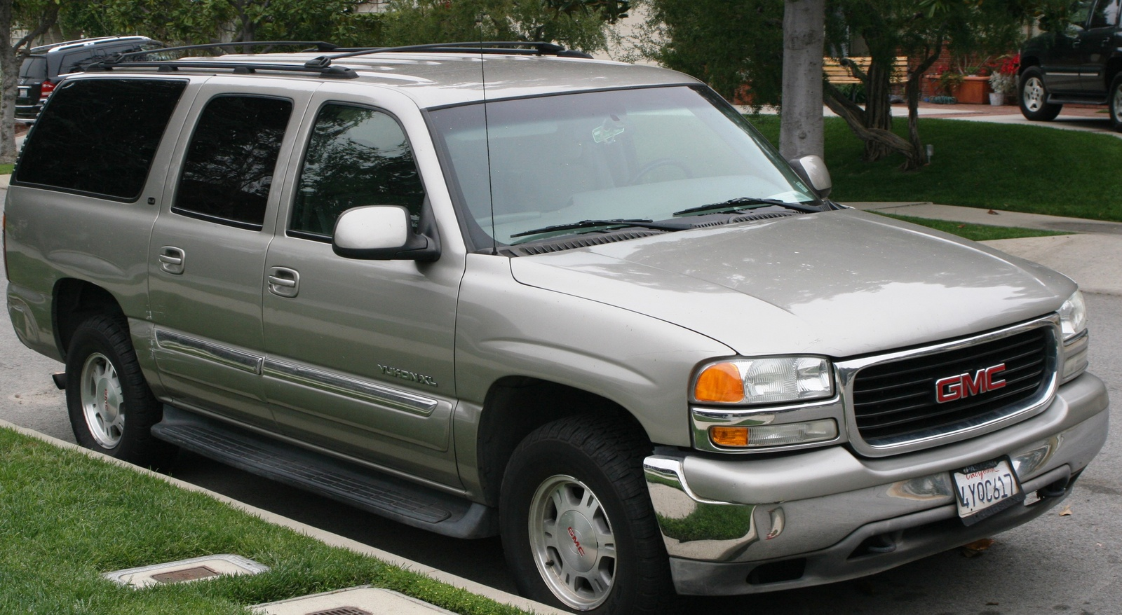 service manual 2002 gmc yukon xl 1500 remove outside front door handle find used 2002 gmc. Black Bedroom Furniture Sets. Home Design Ideas
