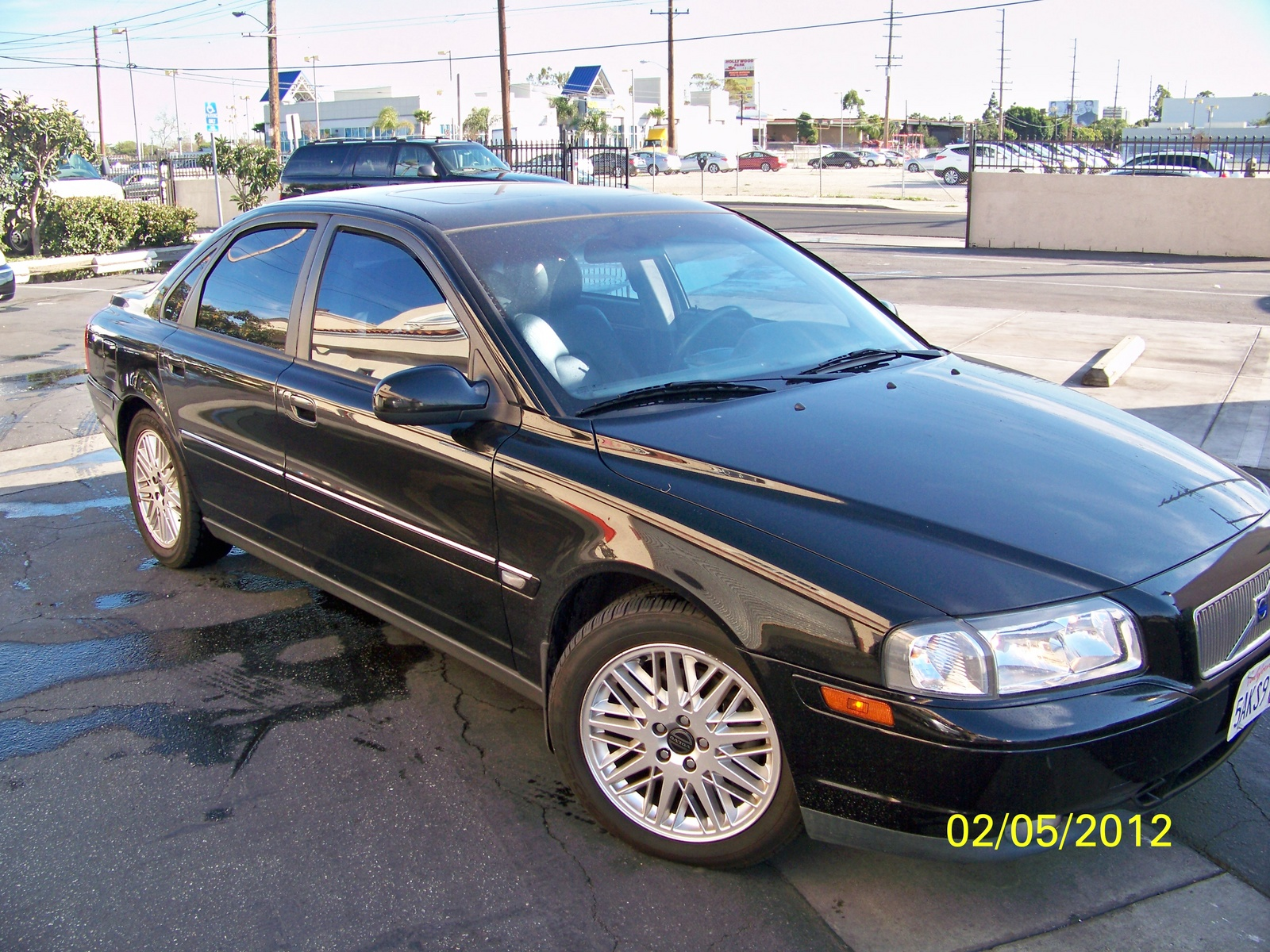 Volvo S T Pic on 1999 Volvo S80 T6 Specs