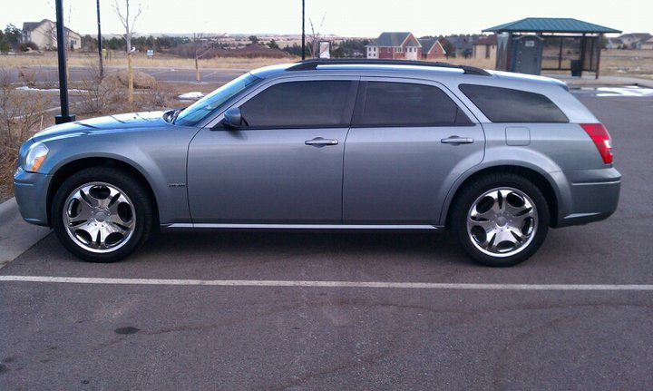 2006 Dodge Magnum R/T AWD - Pictures - Picture of 2006 Dodge Magnum R ...