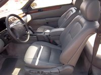 Picture of 1992 Lexus SC 400 Base, interior