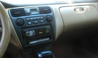 1999 Honda Accord EX, Picture of 1999 Honda Accord 4 Dr EX Sedan, interior