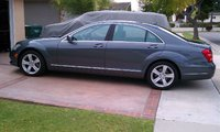Picture of 2011 Mercedes-Benz S-Class S 550, exterior, gallery_worthy