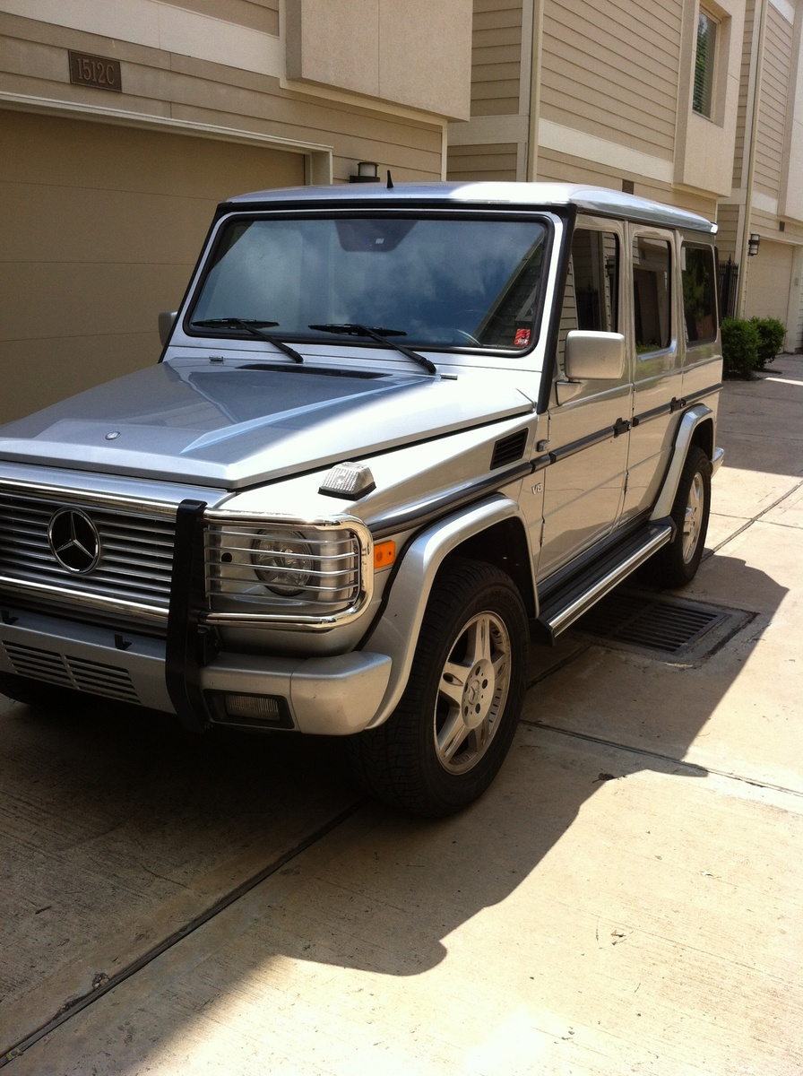 2002 mercedes benz g class pictures cargurus for Mercedes benz suv 2002