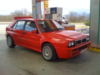 1992 Lancia Delta Overview