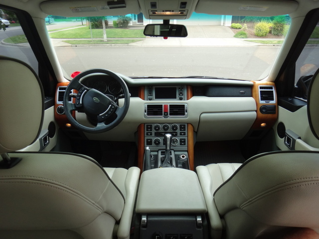 picture of 2003 land rover range rover hse interior gallery_worthy