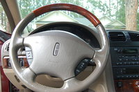 Picture of 2000 Lincoln LS V6, interior, gallery_worthy