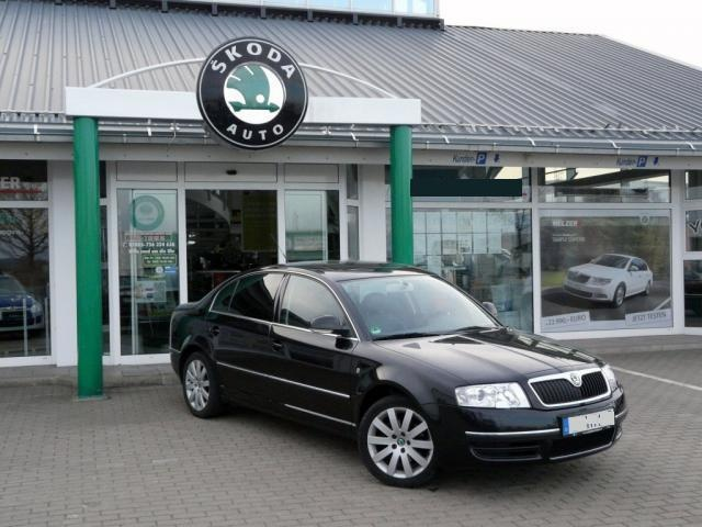 Picture of 2007 Skoda Superb