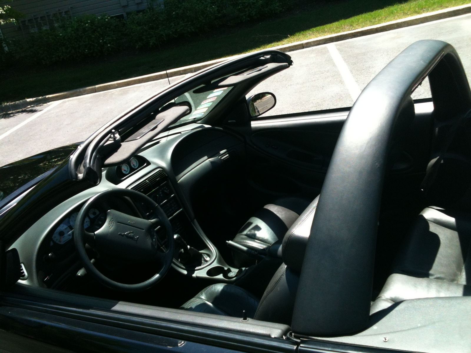 2000 Ford Mustang Interior Pictures Cargurus