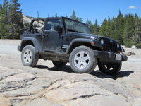 2011 Jeep Wrangler Sport 4WD, In her Element, exterior, gallery_worthy