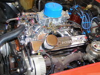 Picture of 1974 Chevrolet Corvette Coupe, engine, gallery_worthy
