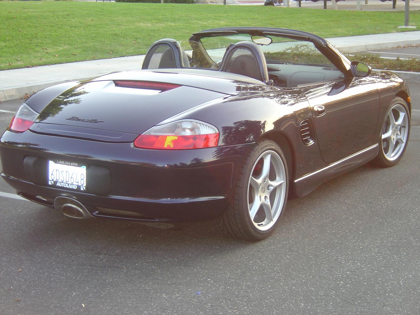 2003 porsche boxster exterior pictures cargurus. Black Bedroom Furniture Sets. Home Design Ideas