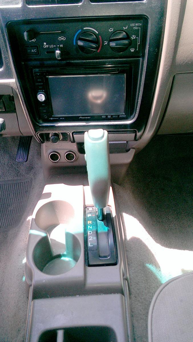 Famous 2000 Toyota Tacoma Interior