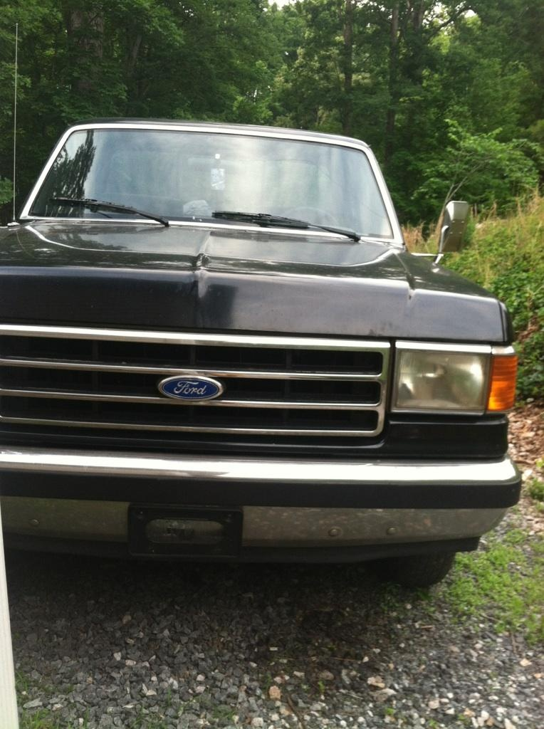 ford f 150 questions hi my name is eddie i have an 89. Black Bedroom Furniture Sets. Home Design Ideas
