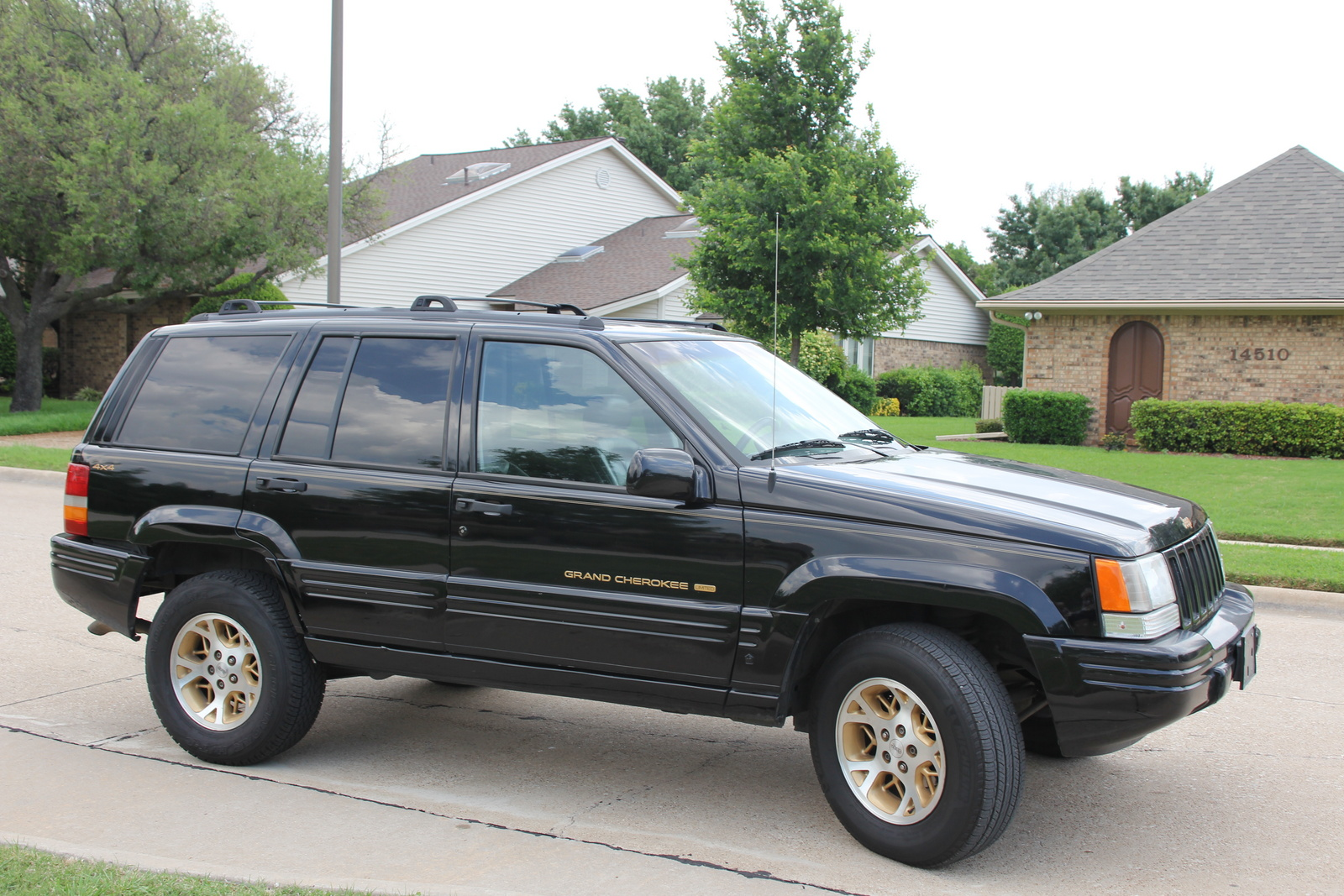 1996 jeep grand cherokee pictures cargurus. Black Bedroom Furniture Sets. Home Design Ideas