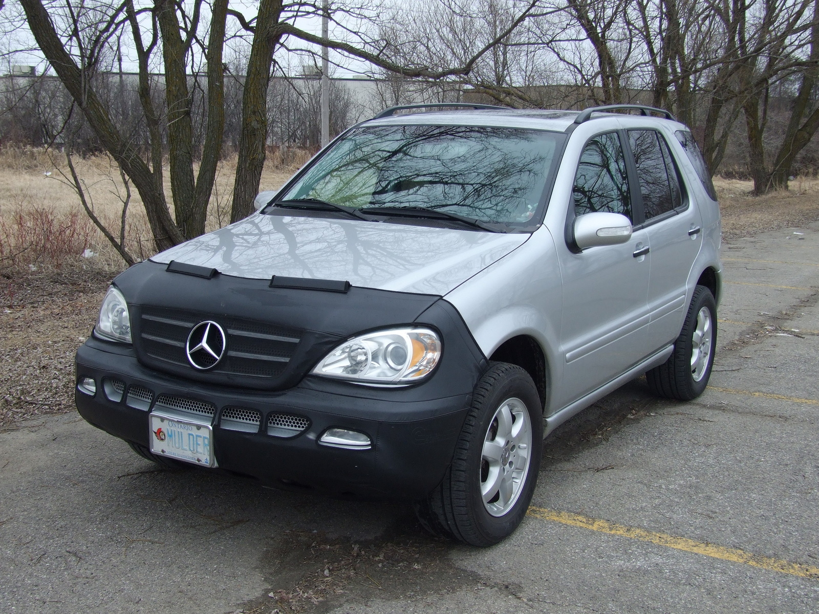 Picture of 2003 mercedes benz m class ml500 exterior for 2003 mercedes benz suv