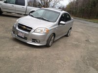 Picture of 2007 Chevrolet Aveo LT Sedan FWD, exterior, gallery_worthy