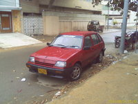 1988 Suzuki Cultus, here is my cultus, exterior