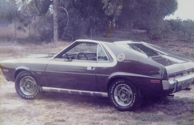 1970 AMC AMX, 1970 AMX sn 18704, exterior, gallery_worthy